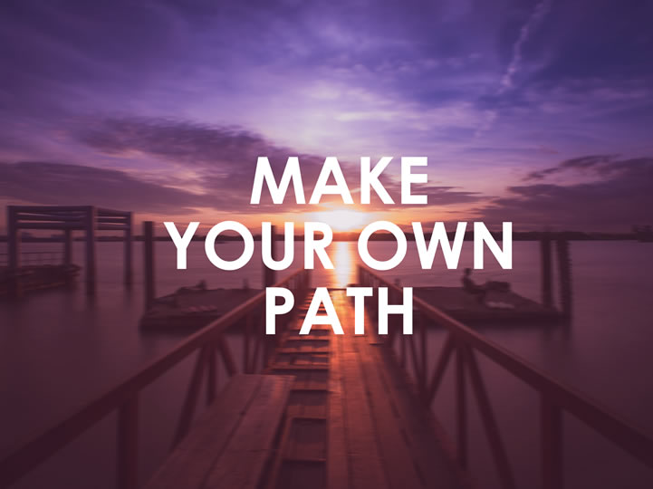 Make Your Own Path Life Coaching